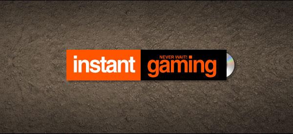 Logo du site Instant Gaming